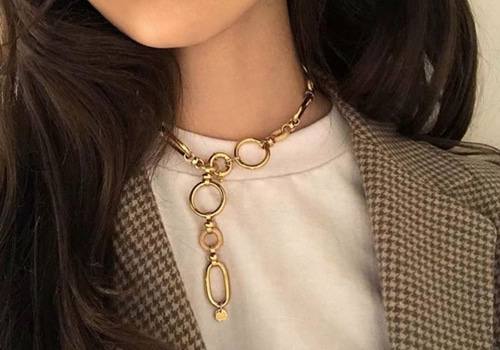 [LOUISE DAMAS] Charlotte - Necklace