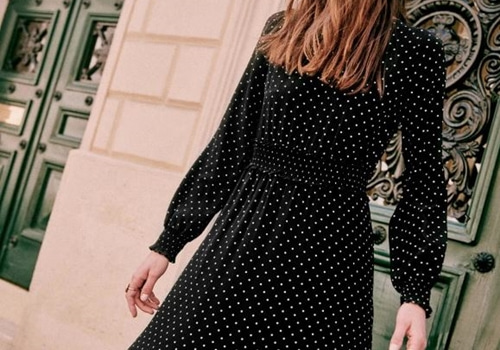 [Sezane]LOUISA DRESS