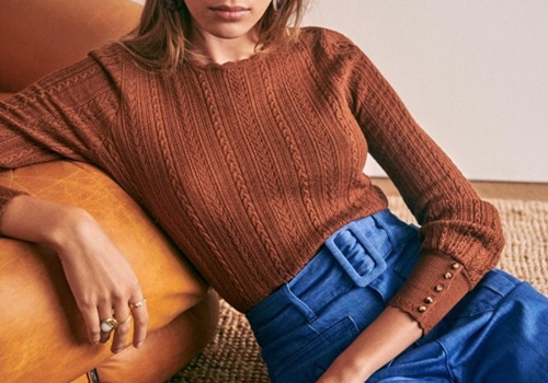 [Sezane]Ornella sweater_BROWN