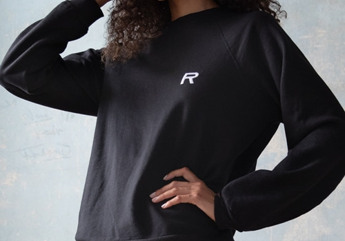 [RAGDOLL L.A] OVERSIZED SWEATSHIRT Black